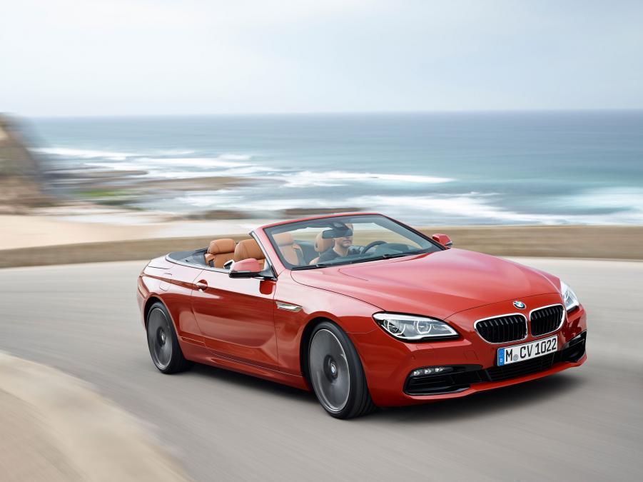 BMW 6 Series 2015 Convertible
