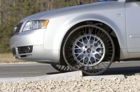Michelin начнет выпускать безвоздушные шины