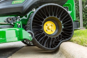 Безвоздушные шины Michelin