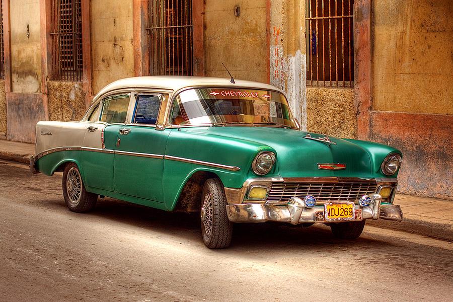 Chevrolet на Кубе