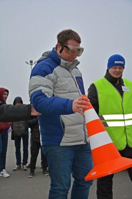 Академия безопасности Ford в Казани