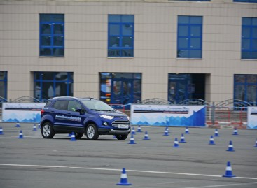 Академия безопасности Ford началась в Казани