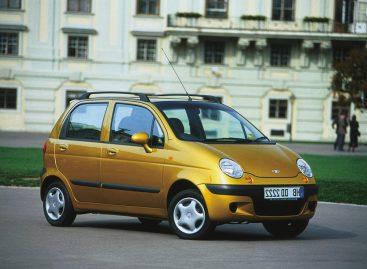 Daewoo Matiz подешевел на 100 000 рублей