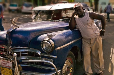 Кубинцы наконец смогут отремонтировать свои автомобили