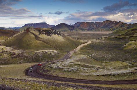 ИКАД – исландская кольцевая автодорога