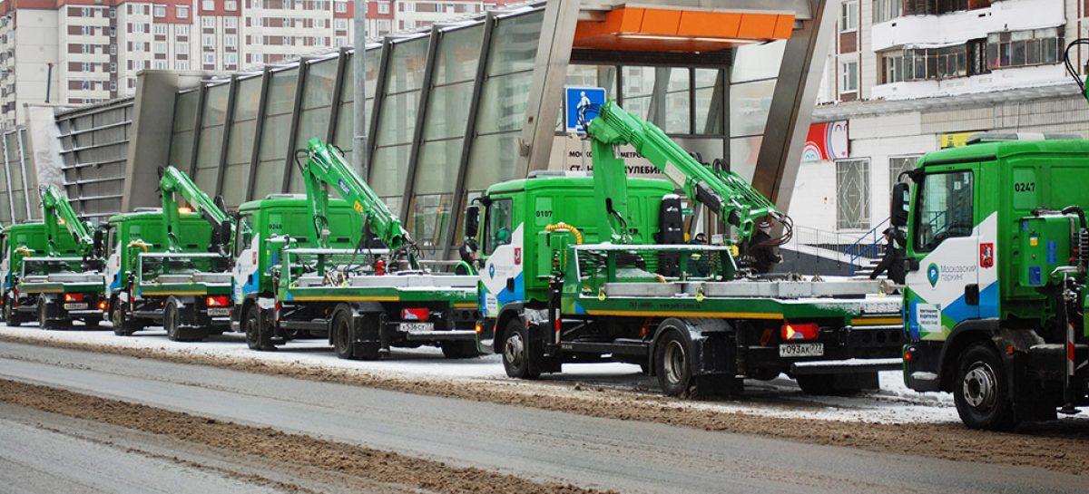 Сколько будет стоить эвакуация авто в Москве в 2017?