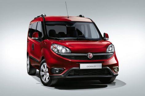 Новые опции и новый дизайн Fiat Doblo 2015