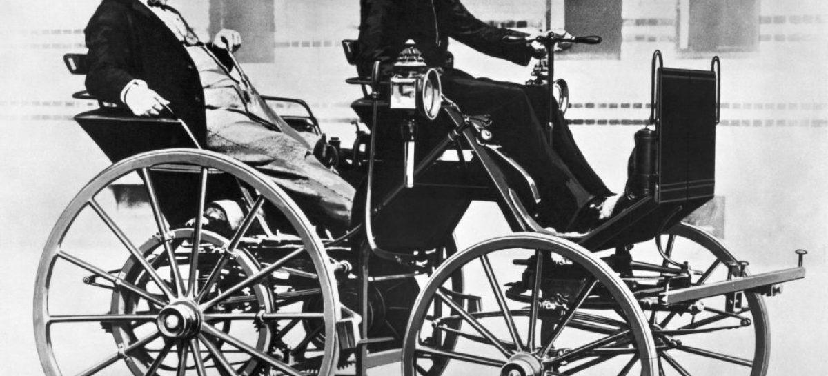 Изобретение Готтлиба Даймлера не будет иметь никакого практического значения