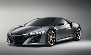 Концепт Acura NSX