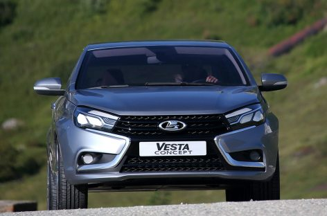 Lada Vesta – хороший проект с налетом иностранщины