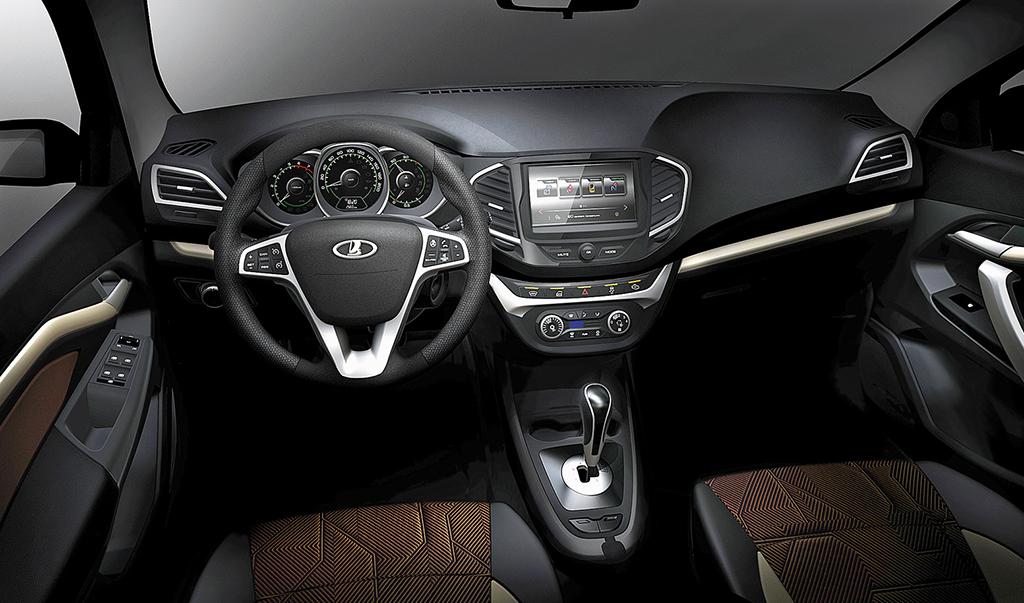 Концепт Lada Vesta