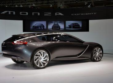 Opel Monza — новый кроссовер с легендарным именем