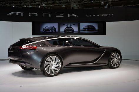 Opel Monza – новый кроссовер с легендарным именем
