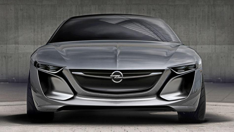 Концепт Opel Monza