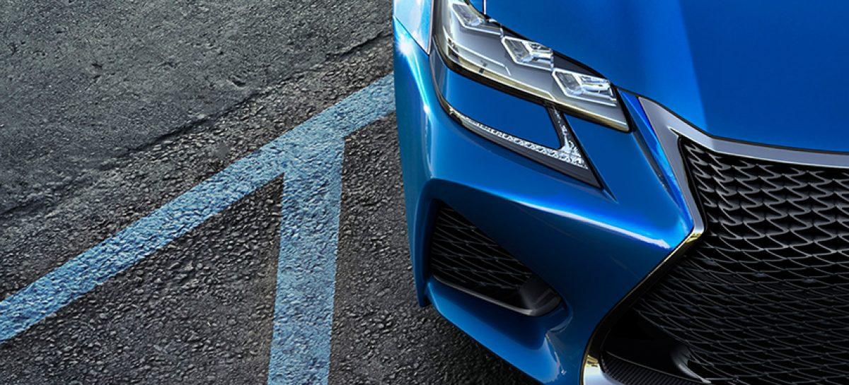 Lexus GS F готов предстать на публике