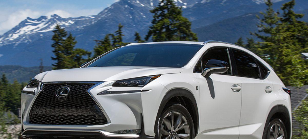 Lexus NX 200 – сегодня просто убийца рынка