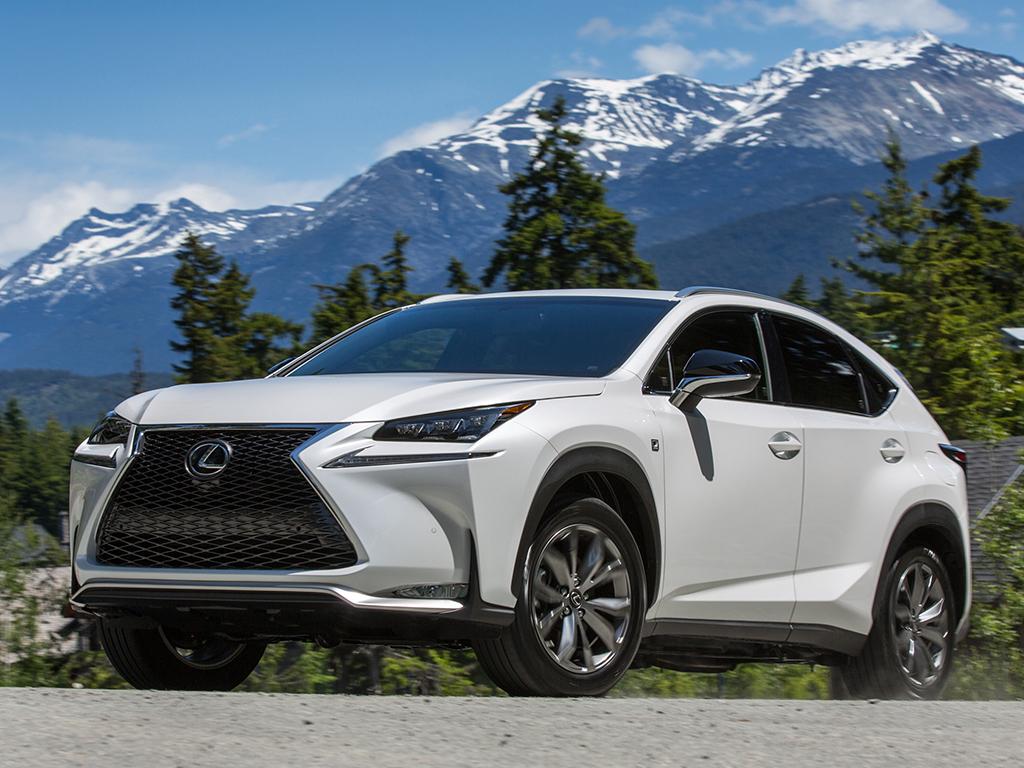 Toyota отзовет в РФ 18,8 тыс. автомобилей Lexus NX