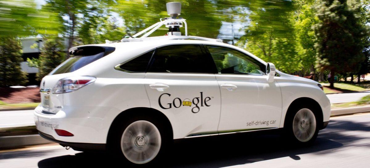 Self-driving car от Google больше не хочет, чтобы об него вытирали ноги
