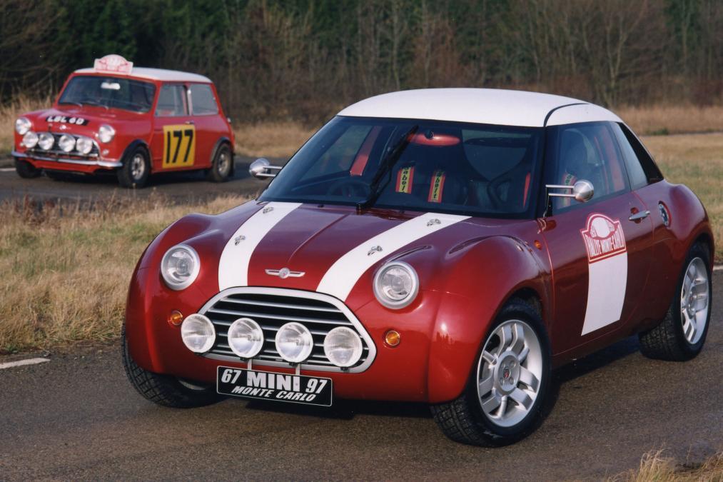 MINI ACV30 1997