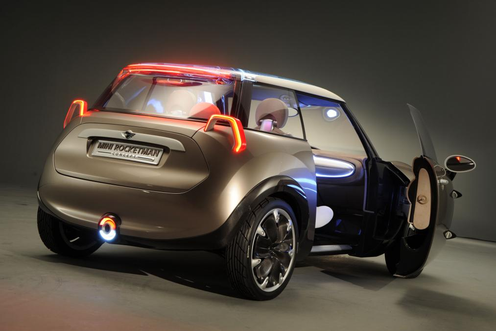 MINI Rocketman 2011