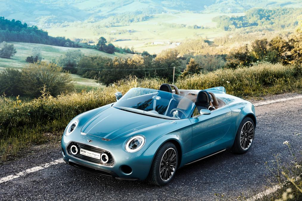 MINI Superleggera 2014