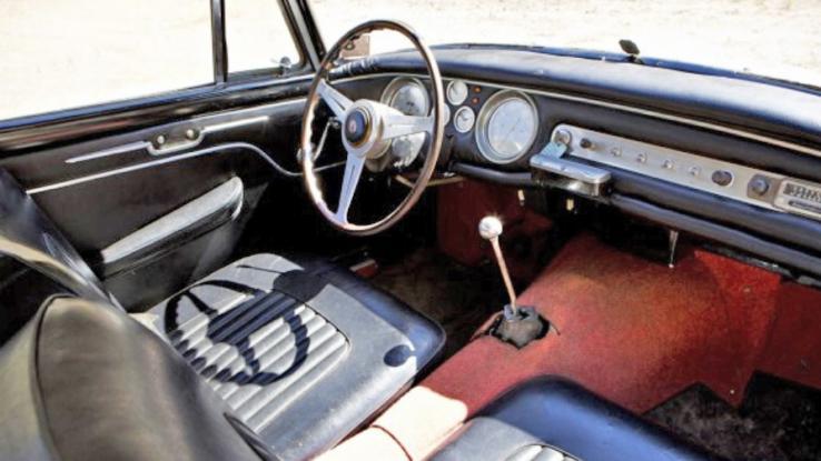 Maserati A6G/2000 Coupe 1956