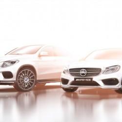 Mercedes AMG Sport 2015
