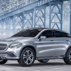 Mercedes GLE Coupe 2015