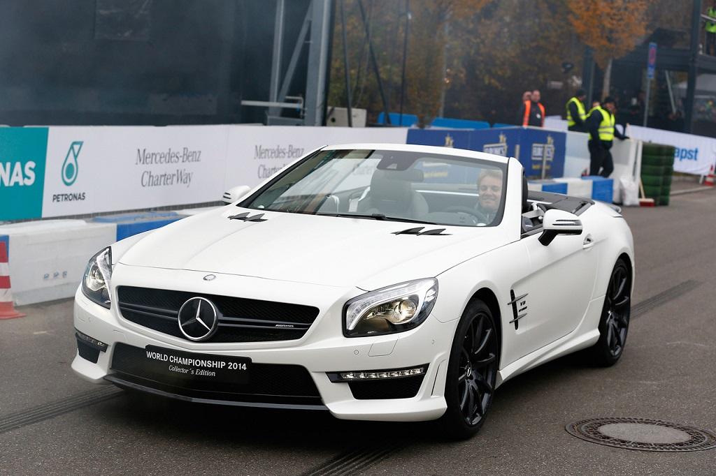 Mercedes SL63 AMG Special Edition