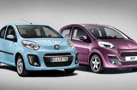 Новые модели Peugeot Citroen получат встроенный видеорегистратор