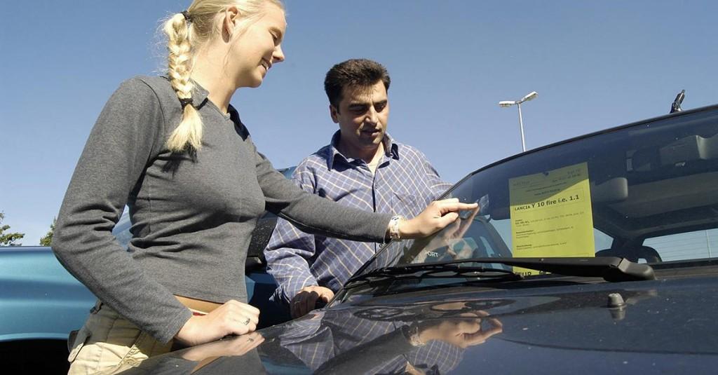 Продажа автомобилей в Германии
