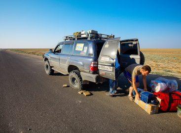 Как часто прокалывается автомобильное колесо?