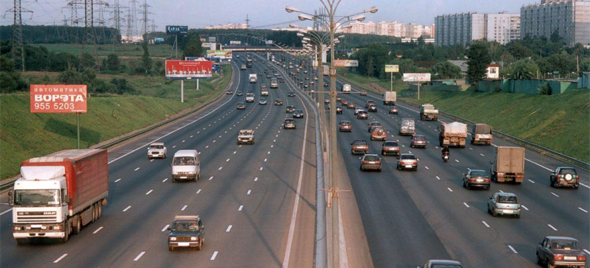 Новая дорога от Щелковского до Открытого шоссе