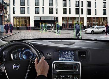 Велосипедный шлем от Volvo