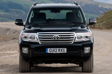 Стоимость ремонта Toyota Land Cruiser 200 удивила сеть