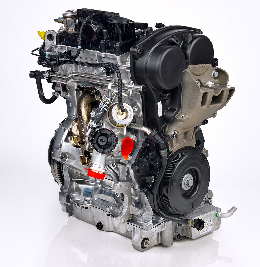 Volvo собирается перейти на четырехцилиндровые двигатели