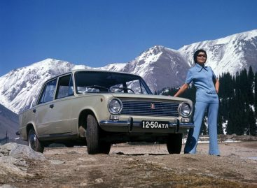 АвтоВАЗ выпускает автомобили 45 лет!