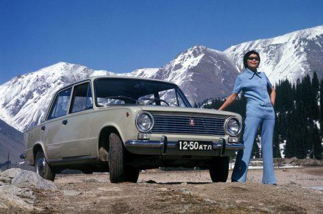АвтоВА́З празднует 50-летие названия «Жигули»