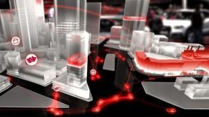 Видение будущей системы городской мобильности Audi