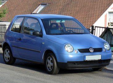 Volkswagen Lupo и другие экономичные малыши