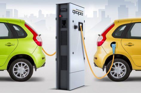 Все АЗС должны будут установить зарядки для электромобилей