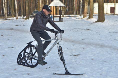 Мэрия изобретает велосипед