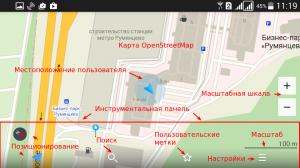 Карты для навигатора