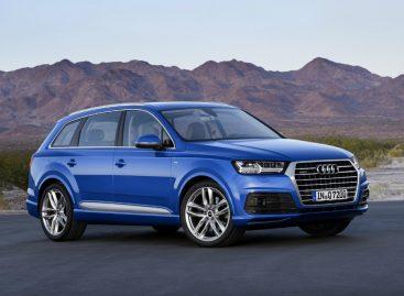 Автосалон в Детройте: облегченная Audi Q7 и другие премьеры