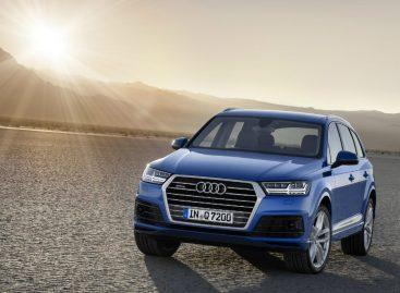 Облик новой Audi Q7 перестал быть секретом