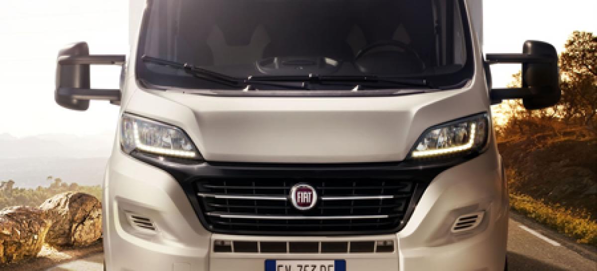 Fiat Ducato Camper: лучший дом на колесах 2014