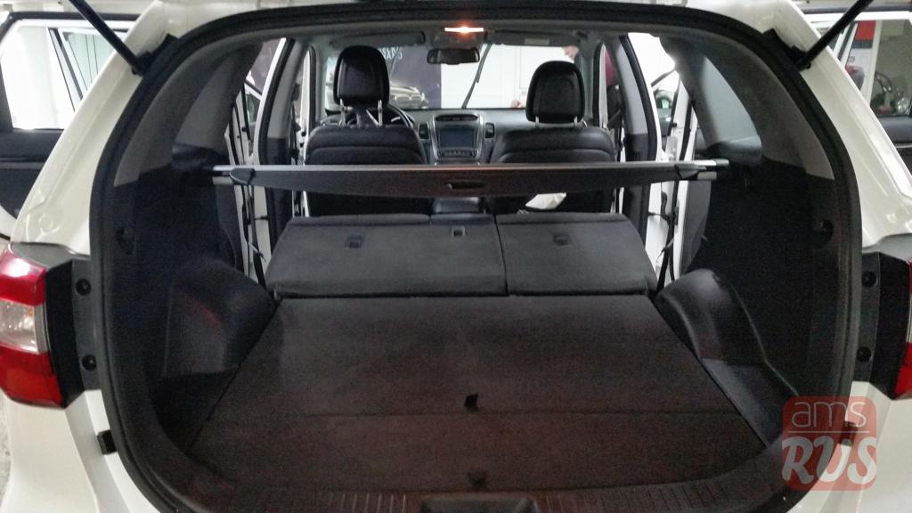 багажник KIA Sorento FL 2014
