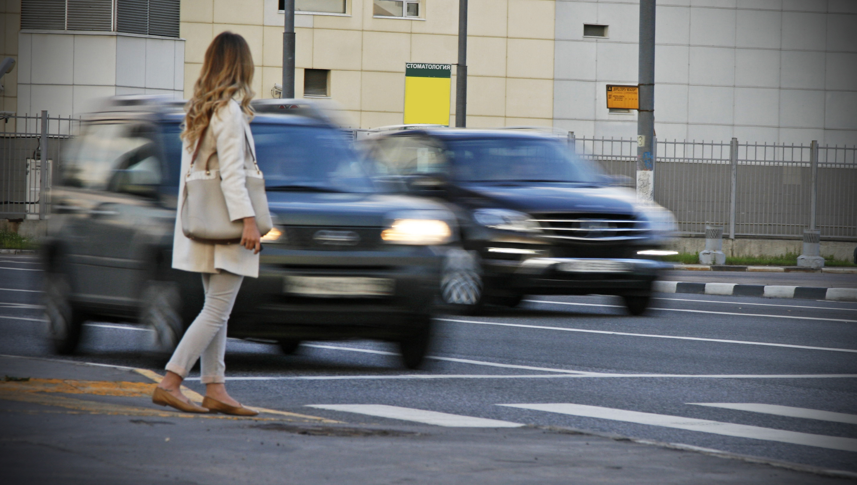 В Москве установят 200 камер, фиксирующих отказ уступить дорогу пешеходам