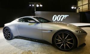 Aston Martin DB10 Bond