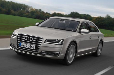 Audi A8 Long – места больше, чем в джипе